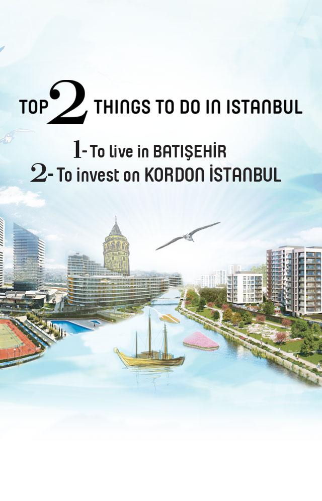 Ege Yapı Key to the City